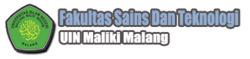 SAINTEK UIN Malang Official Website